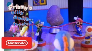 Work of... Potato 🥔? - Ep. 6 - Frizzy's Silly amiibo Theater | Play Nintendo