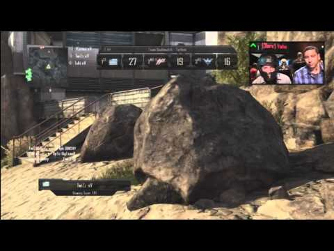 Black Ops 2 Full Multiplayer Gamescom Livestream - Competitive Matches Gameplay (DAY 1)