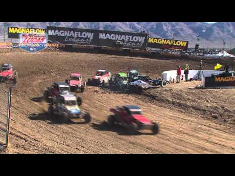 Lucas Oil Off Road Racing Series - Limited Buggy Round 13