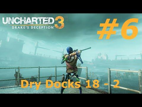 Uncharted 3 Team Deathmatch 18-2