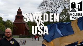 Sweden vs America - What to Know Before You Visit Sweden