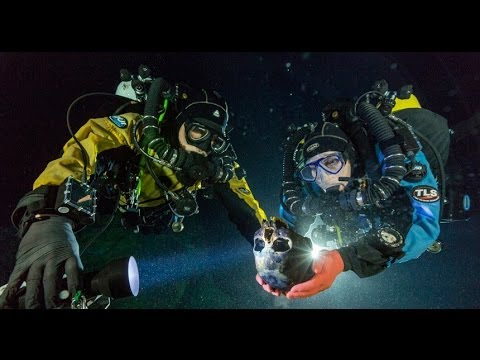 Underwater fossil find ties New World settlers to Native Americans | Science News