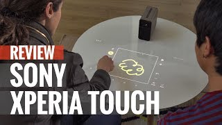 Sony Xperia Touch review: The projector with a touch of Android
