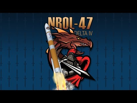 Delta IV NROL-47 Live Launch Broadcast