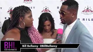 Bill Bellamy offers his relationship advice