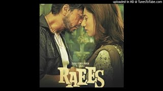 Zaalima - Raees (Full Audio) Arijit Singh  Harshdeep   SRK   Mahira  JAM8