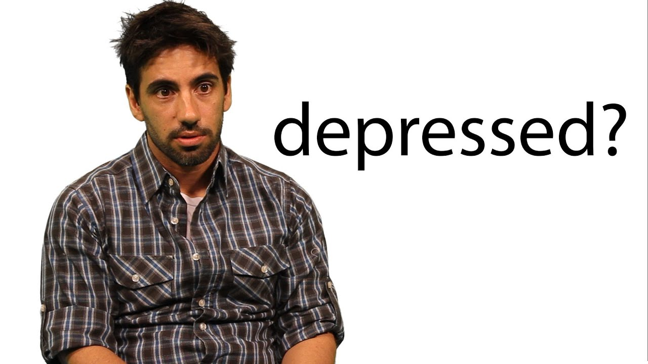 how to know if someone with add has depression