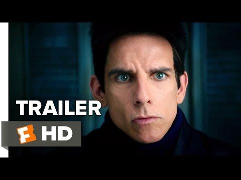 Zoolander 2 Official 'Relax' Trailer (2016) - Ben Stiller, Owen Wilson Comedy HD