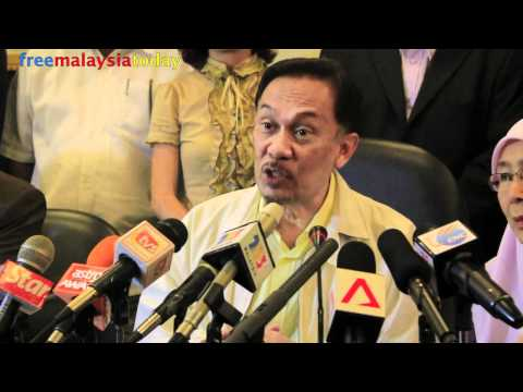 Anwar says sex video another conspiracy