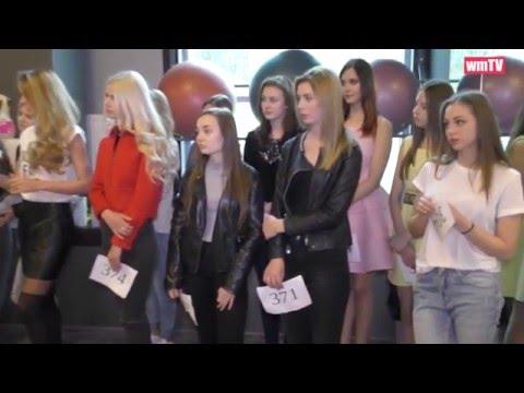 2016 04 10 Półfinał Miss Warmii I Mazur 2016  Olsztyn Aquasfera Ogłoszenie Wyników Wmtv