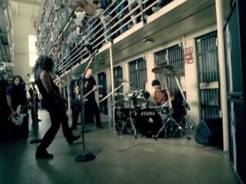 Metallica - St. Anger [Official Music Video] Music Videos