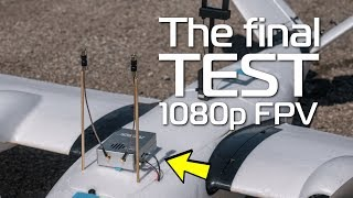R2Teck Full 1080p HD FPV video system - final test and assessment