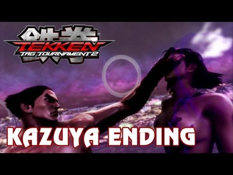 Tekken Tag Tournament 2 - 'Kazuya Ending' TRUE-HD QUALITY