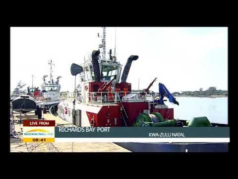 Nompumelelo Mkhize on Maritime careers
