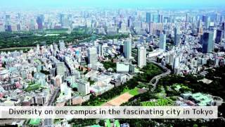 Sophia university PR-movie (2.5min)