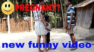 # ছয় সালের পোলায় বিধবা PREGNANT # bangla village comedy.new funny video.fun unlimited bangla talkies
