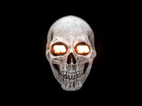 fire skull - After Effects cs6 thumbnail