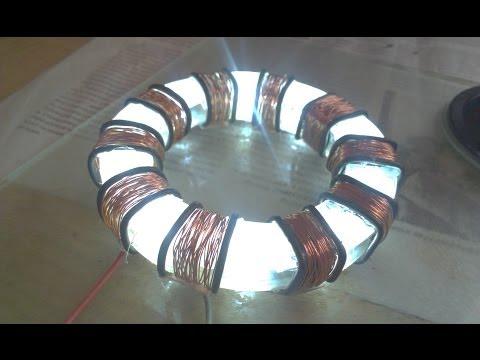 Как сделать реактор Железного человека (как сделать arc реактор)