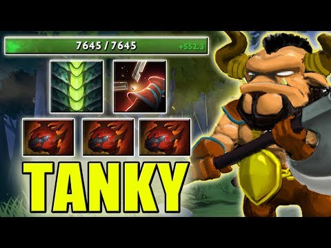 7k HP Tower Destroyer [Passive + Tanky Centaur] Dota 2 Ability Draft