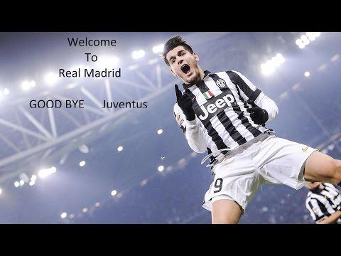 Alvaro Morata - Welcome To Real Madrid