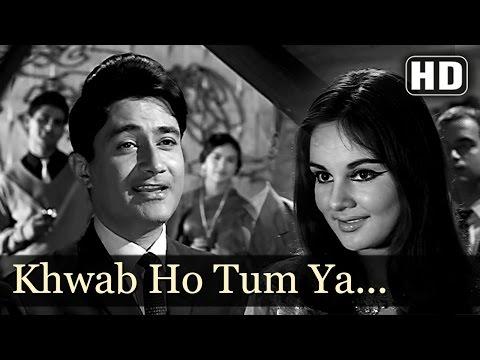 Teen Deviyan - Khawab Ho Tum Ya Koi - Kishore Kumar - Chorus