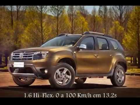 Renault Duster - Fotos, Preços e Consumo
