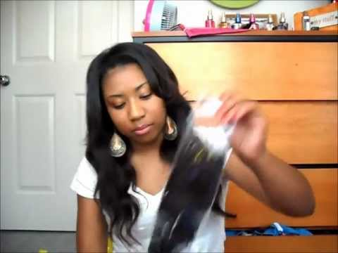 Belle Hair by Bree Virgin Brazilian Body Wave: Unboxing/Initial Review