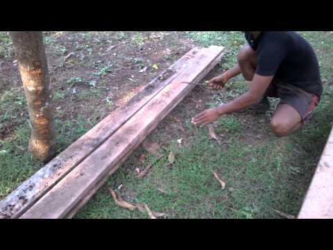 Bad coconut wood part 1