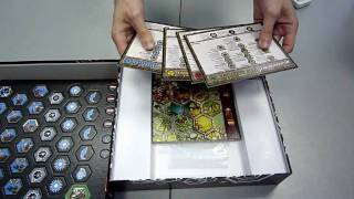 Neuroshima Hex! - Unboxing