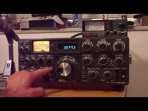 Kenwood TS-830S demostración DEMO