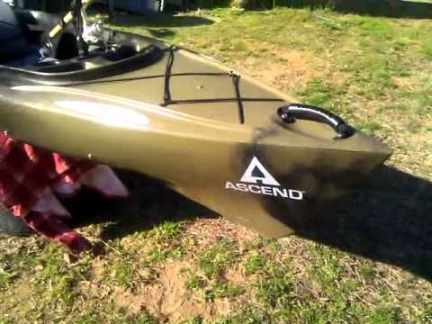 Ascend FS10 Fishing Kayak