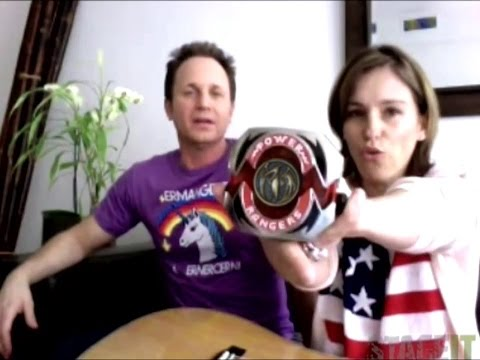 Amy Jo Johnson & David Yosts Stageit Show