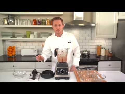 VitaMix Pro 750 Presentation with Professional Chef Michael Voltaggio