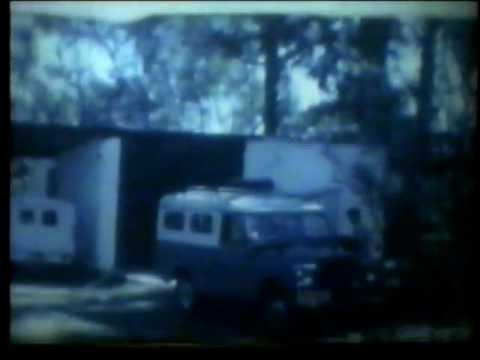 """Missionaries """"camping"""" at home, Harare"""
