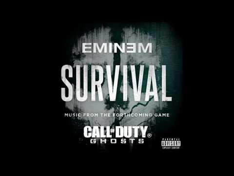 Eminem  survival video