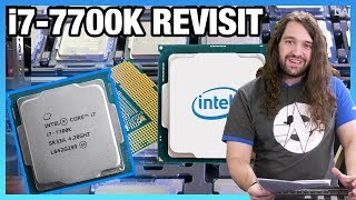 Intel i7-7700K Revisit: Benchmark vs. 9700K, 2700, 9900K, & More