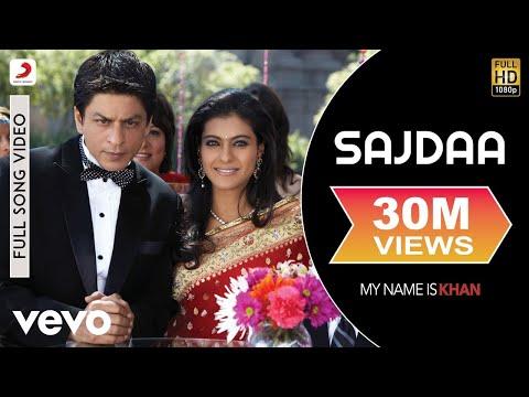 Sajdaa - My Name is Khan   Shahrukh Khan   Kajol