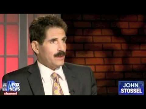 John Stossel - Illegal Everything - Pt 4 video