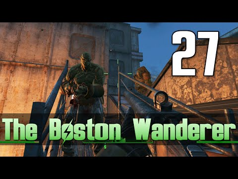 [27] The Boston Wanderer (Let's Play Fallout 4 PC w/ GaLm) [1080p 60FPS]