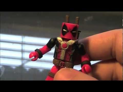 Minimates Deadpool Review Minimates Deadpool Corps