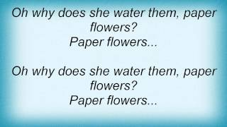 Watch Live Paper Flowers video