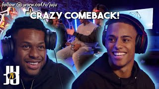 Insane Gunfight Comeback! JuJu Smith-Schuster Plays Call of Duty Modern Warfare
