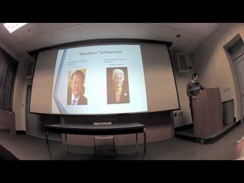Spencer Pettiti — International Financial Institutions