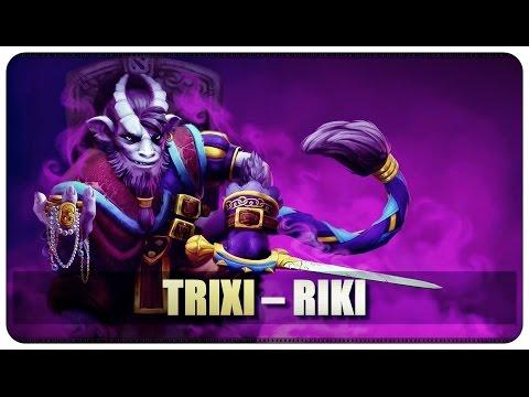 DOTA 2  Trixi  Riki  26418
