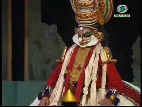 Kathakali Keechaka Vadham Kalamandalam video