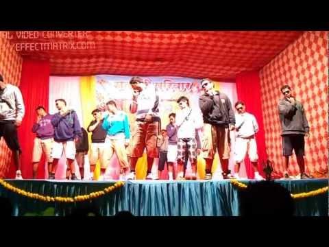 funny dance with marathi tadka