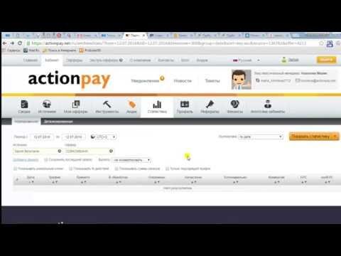 Заработок на CPA: видеопрактика