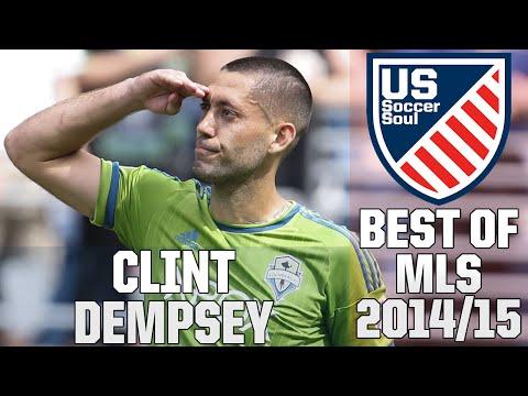 Clint Dempsey ● Skills, Goals, Highlights MLS 2014/15 ● US Soccer Soul | HD