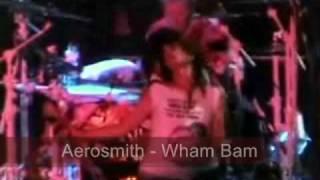 Watch Aerosmith Wham Bam video