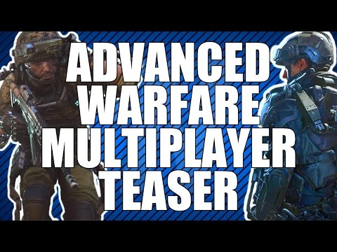 Advanced Warfare Multiplayer Sneak Peak! Actual Gameplay (and Campaign Trailer)